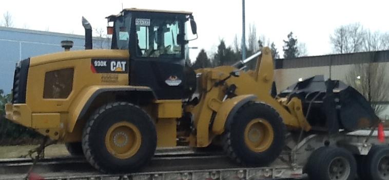 930K Cat Loader