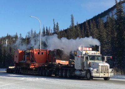 heavy hauling - new 2